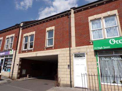 2 Bedrooms Flat for sale in Church View, High Street, Bristol, Gloucestershire