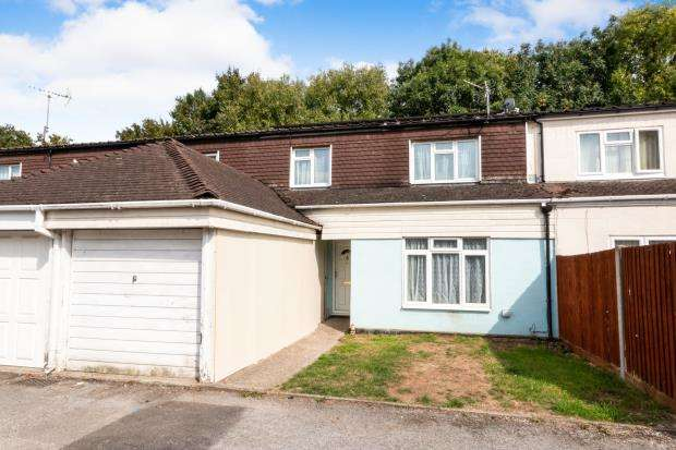 3 Bedrooms Terraced House for sale in Winklebury, Basingstoke, Hampshire