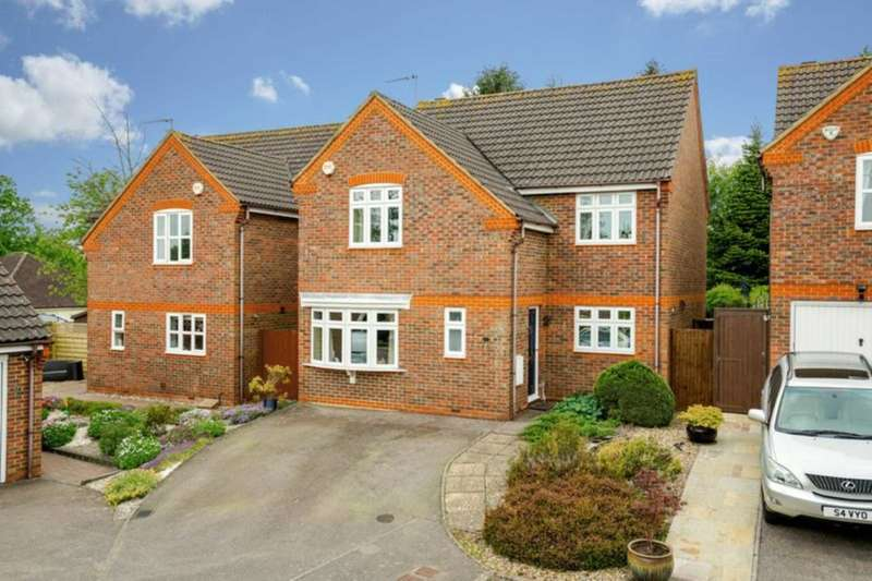 4 Bedrooms House for sale in Peppard Close, Redbourn