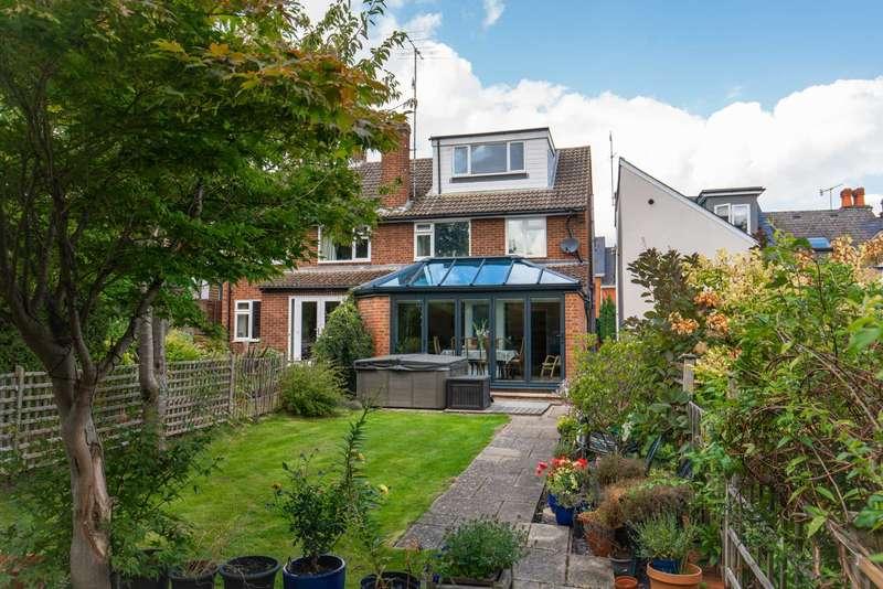 3 Bedrooms Semi Detached House for sale in Cross Oak Road, Berkhamsted