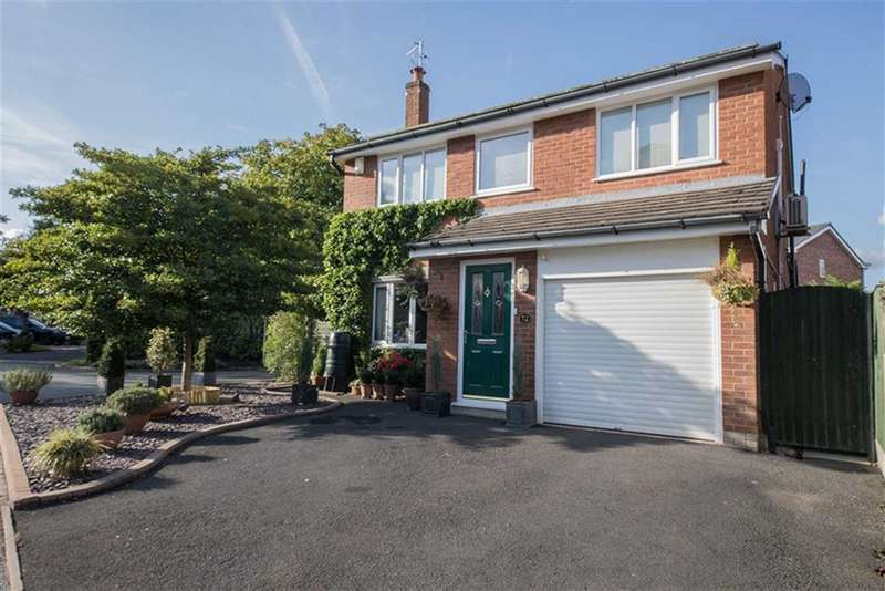 4 Bedrooms Detached House for sale in Thirlmere, Macclesfield