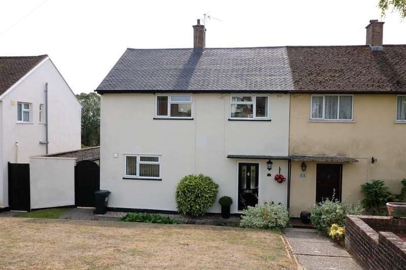 3 Bedrooms Semi Detached House for sale in Royal Avenue, Calcot, Reading