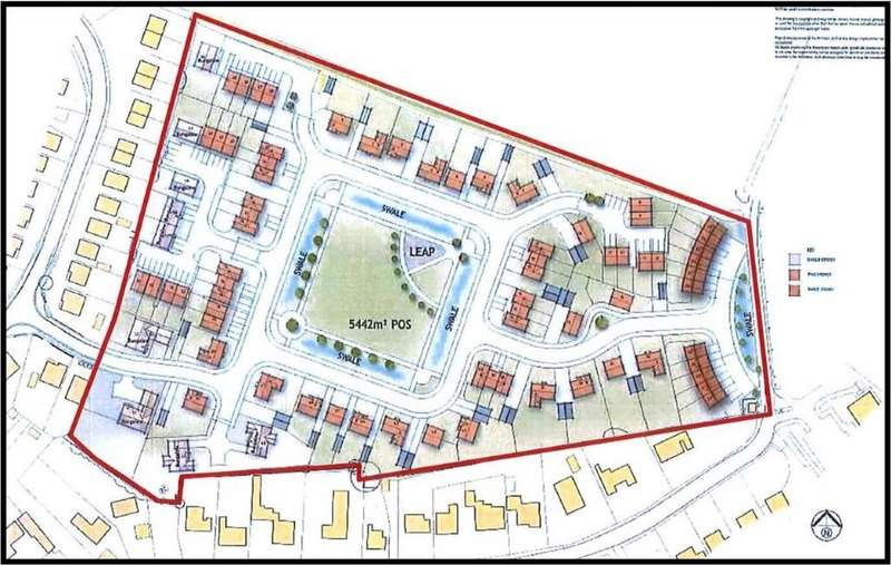 Residential Development Commercial for sale in Residential Development Site - Gosberton