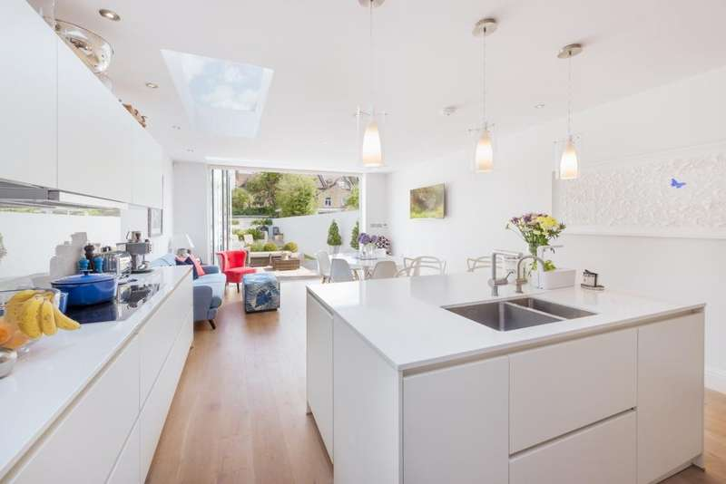 4 Bedrooms House for sale in Alma Road, Wandsworth, SW18