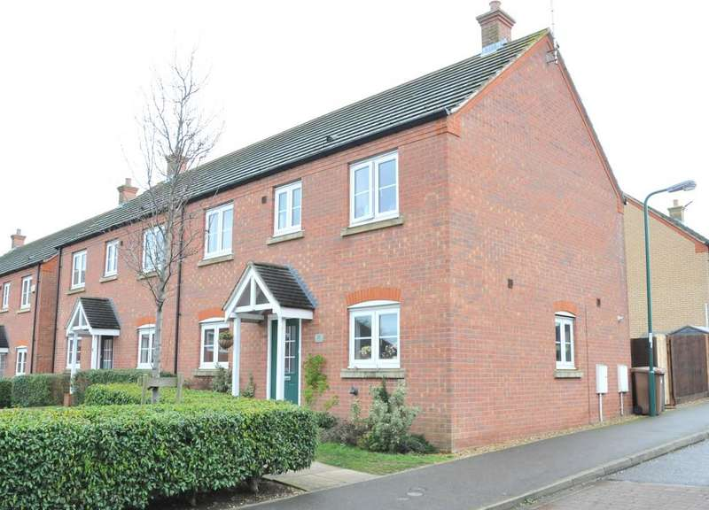 4 Bedrooms Semi Detached House for sale in Eye
