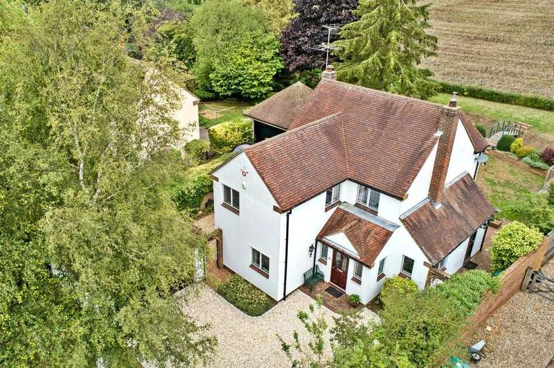 4 Bedrooms Detached House for sale in Arkesden