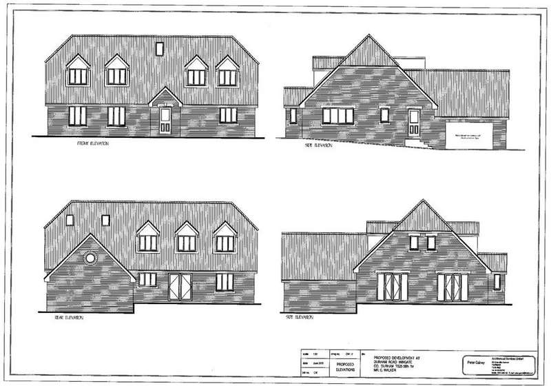 4 Bedrooms Detached Bungalow for sale in Propossed Development