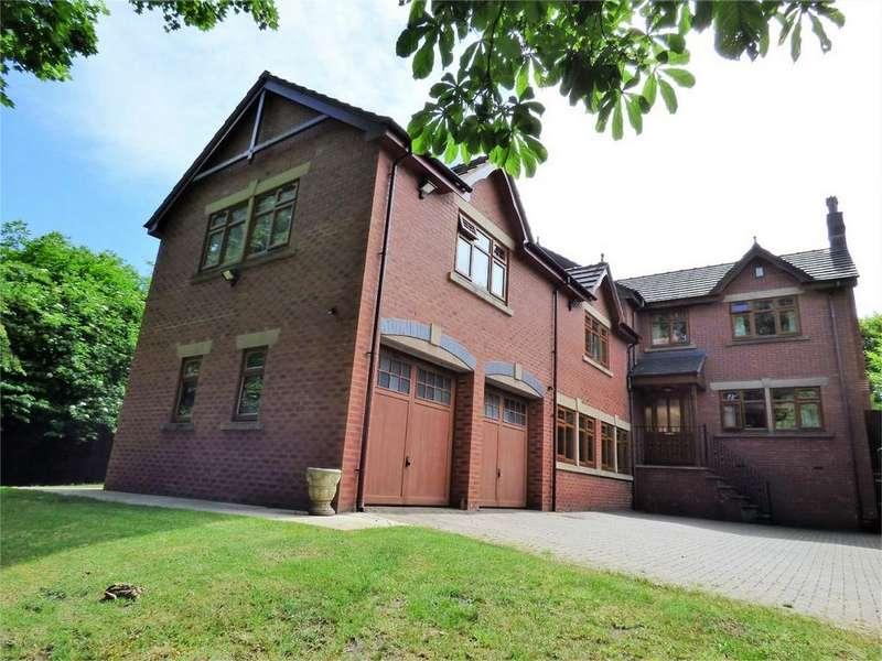 6 Bedrooms Detached House for sale in Eden Park, BLACKBURN, Lancashire