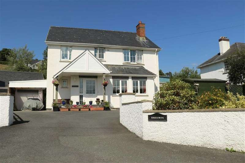 4 Bedrooms Detached House for sale in Aberystwyth, Ceredigion, SY23