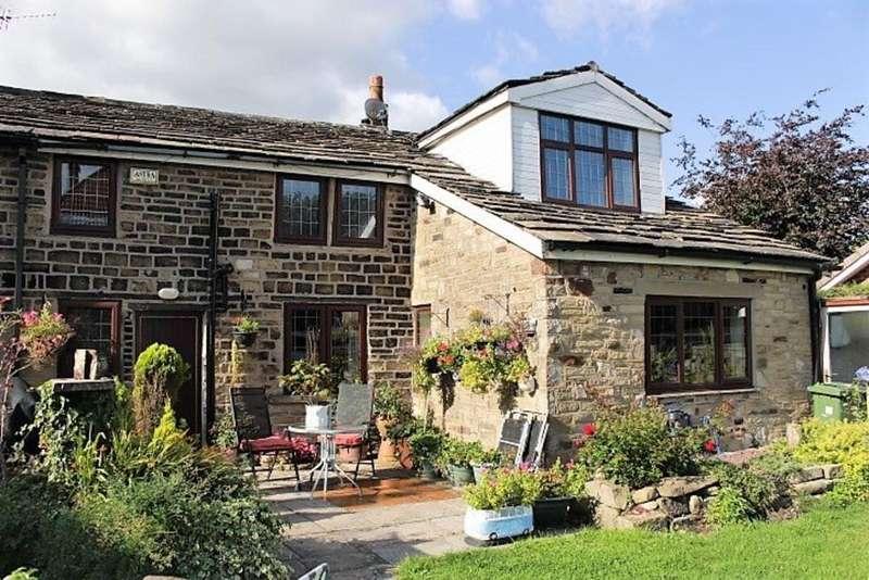 4 Bedrooms Cottage House for sale in Stalybridge Road, Mottram, Via Hyde