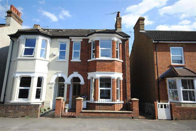4 Bedrooms Semi Detached House for sale in Springfield Road, Linslade, Leighton Buzzard