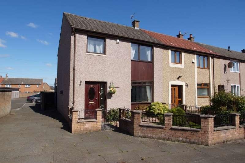 3 Bedrooms Property for sale in Turner Crescent, Methil, Leven, KY8