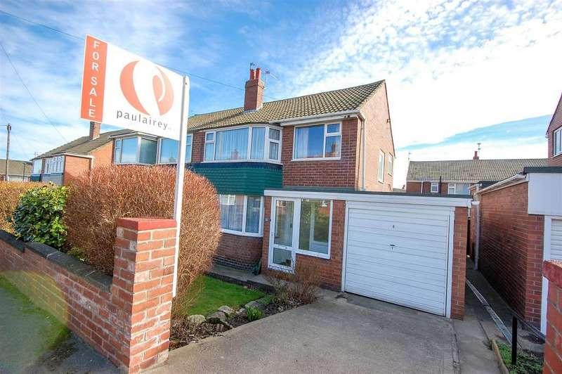 3 Bedrooms Semi Detached House for sale in Ayton Avenue, St Aidans Estate, Sunderland