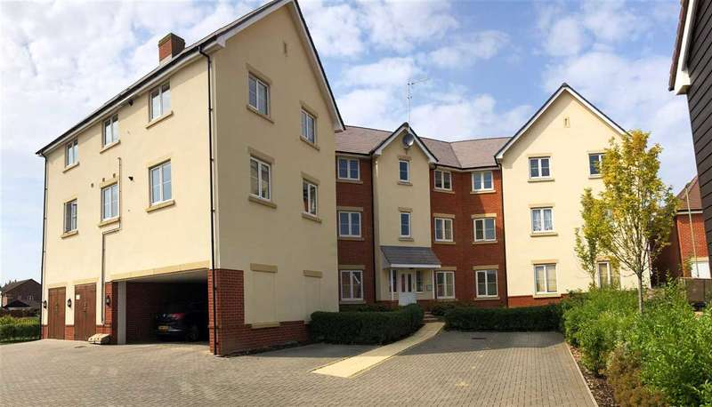 1 Bedroom Apartment Flat for sale in Lords Way, Andover