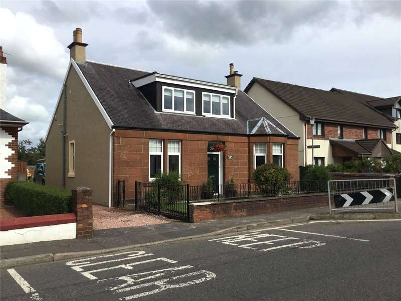 4 Bedrooms Detached House for sale in Garnock View, Kilwinning, North Ayrshire, KA13