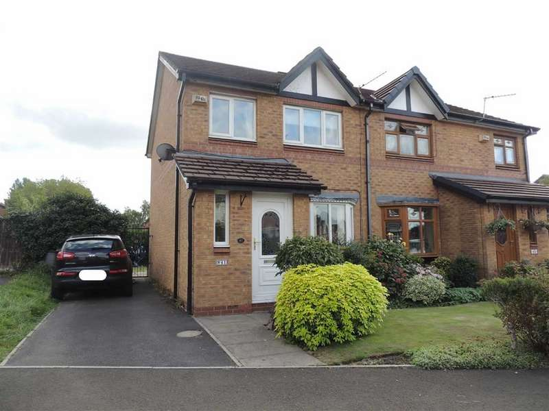 3 Bedrooms Semi Detached House for sale in Westminster Way, Dukinfield