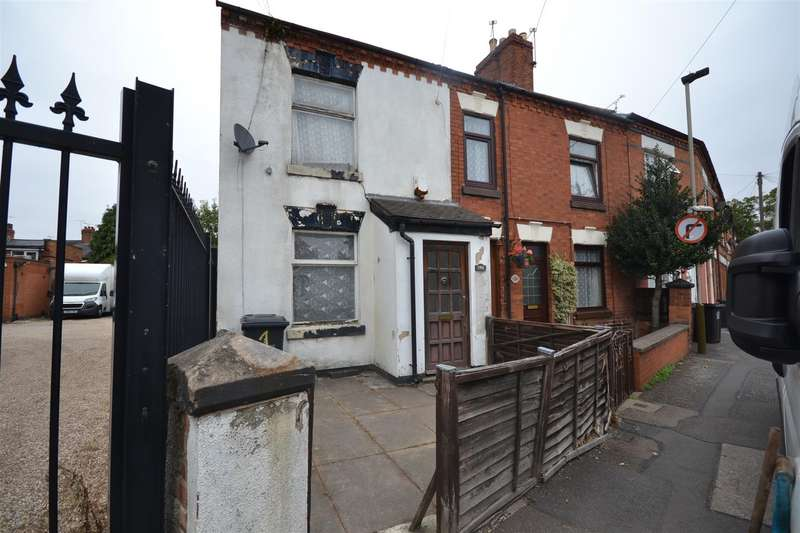 2 Bedrooms Terraced House for sale in Knighton Lane, Leicester