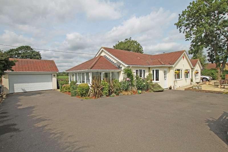 4 Bedrooms Detached Bungalow for sale in Melksham Lane, Broughton Gifford, SN12