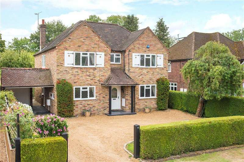 5 Bedrooms Detached House for sale in Manor Park Avenue, Princes Risborough, Buckinghamshire