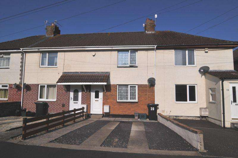 2 Bedrooms Terraced House for sale in Chessington Avenue, Whitchurch, Bristol, BS14