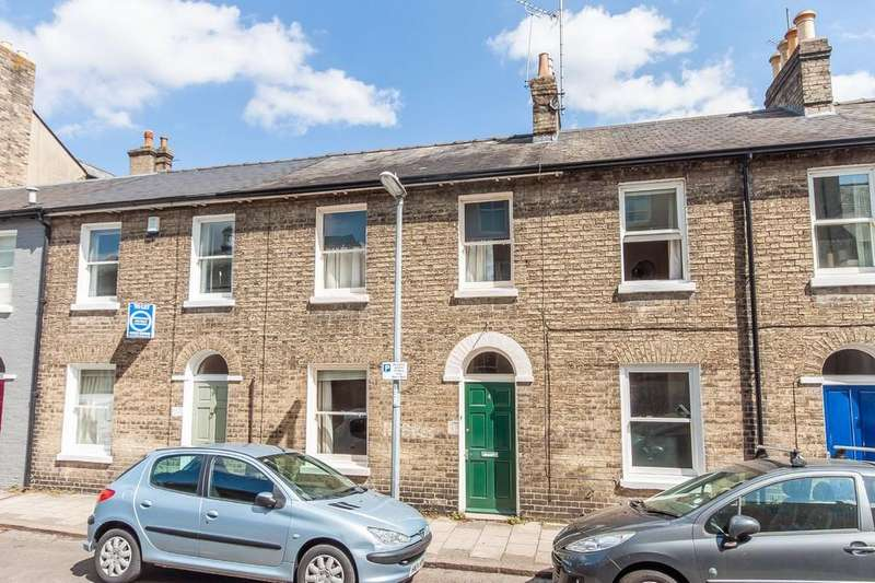 2 Bedrooms Terraced House for sale in Victoria Street, Cambridge