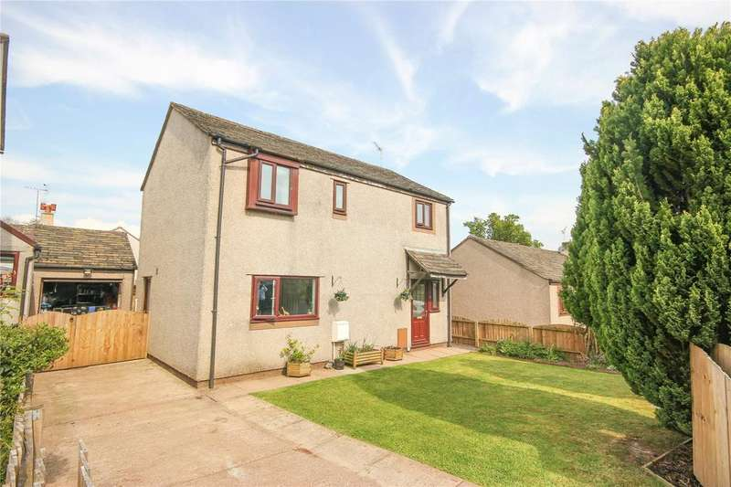 3 Bedrooms Detached House for sale in 24 Cumberland Close, Clifton, Penrith, Cumbria
