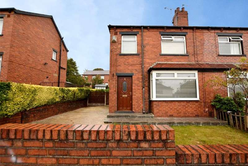 3 Bedrooms Semi Detached House for sale in Woodside View, Leeds, West Yorkshire