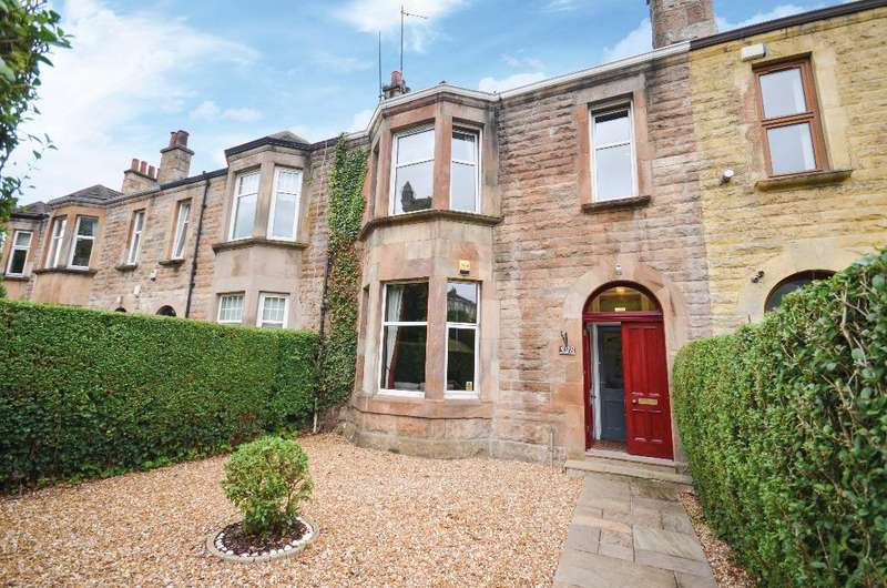4 Bedrooms Terraced House for sale in Kilmarnock Road, Newlands, Glasgow, G43 2DG