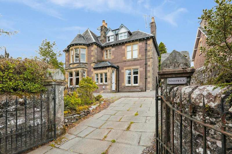 4 Bedrooms Apartment Flat for sale in Ferntower Road, Crieff PH7