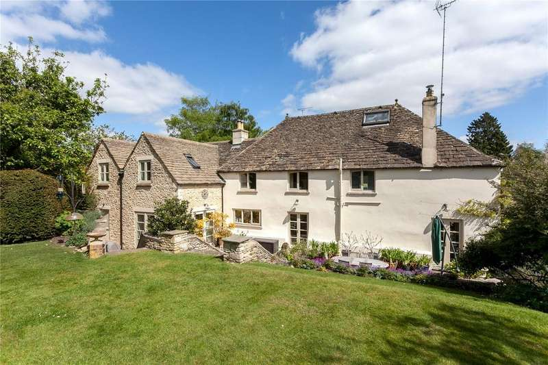 5 Bedrooms Detached House for sale in Kingscote, Tetbury, Gloucestershire, GL8