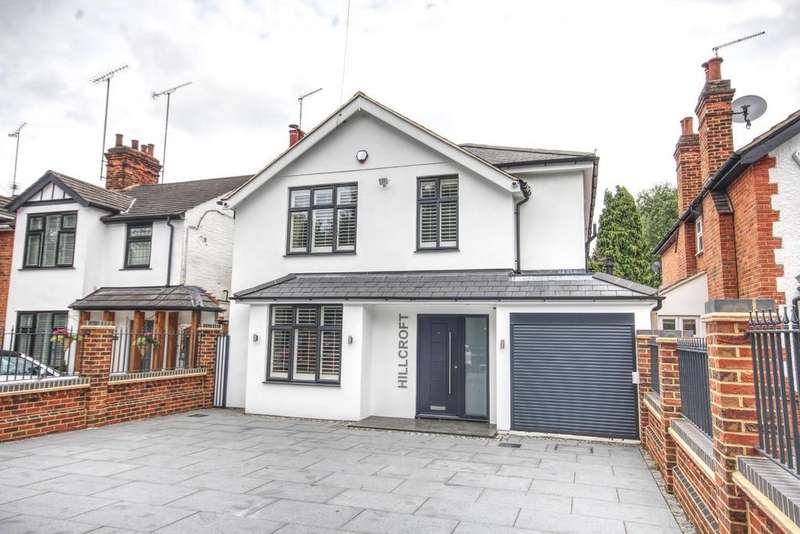 4 Bedrooms Detached House for sale in Alexander Lane, Hutton, Brentwood