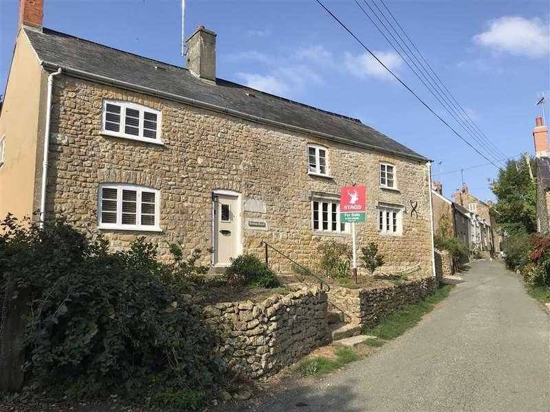 3 Bedrooms Detached House for sale in Shipton Gorge, Bridport, Dorset, DT6