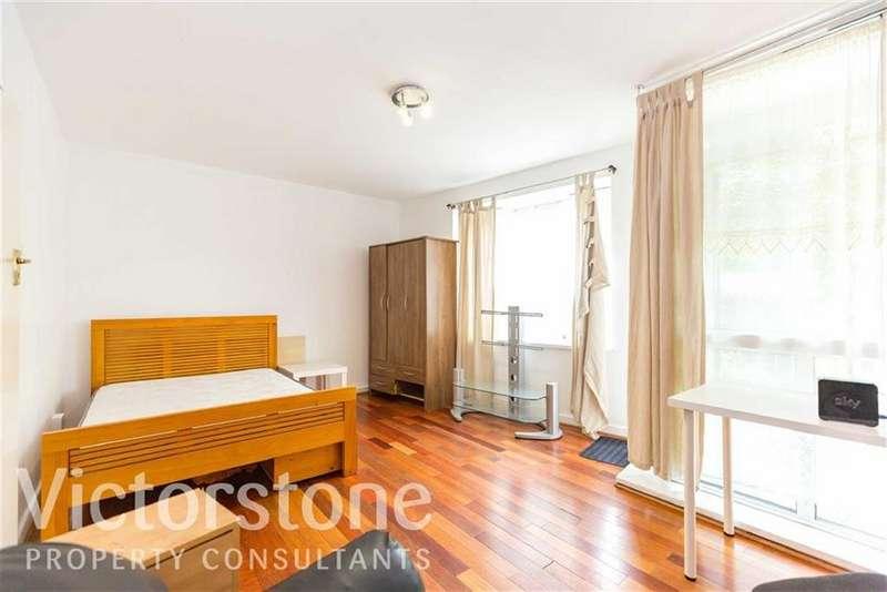 3 Bedrooms Maisonette Flat for sale in Bayham Street, Camden, London
