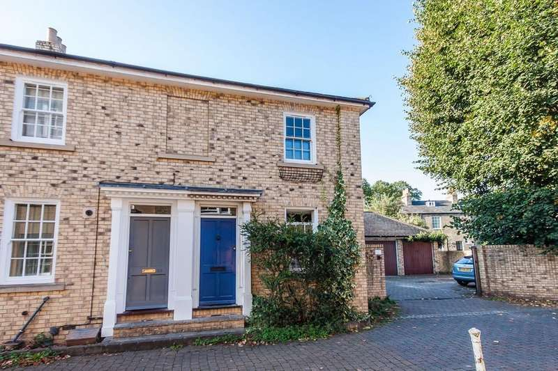 2 Bedrooms End Of Terrace House for sale in Willow Walk, Cambridge