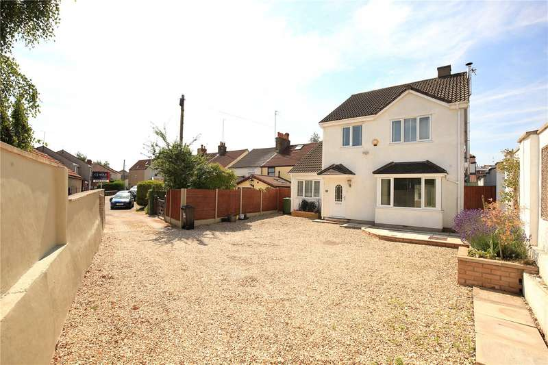 3 Bedrooms Detached House for sale in Beaufort Road Staple Hill Bristol BS16