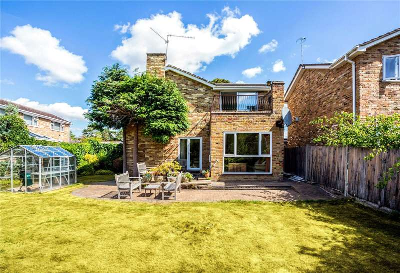 4 Bedrooms Detached House for sale in Poplars Grove, Maidenhead, Berkshire, SL6