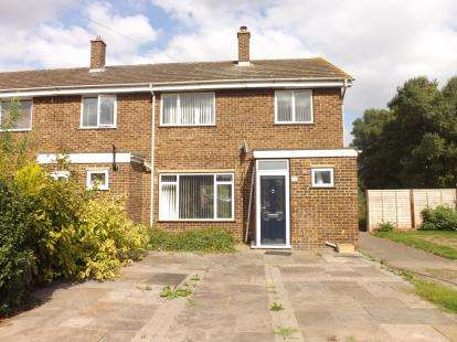 3 Bedrooms End Of Terrace House for sale in Manor Road, Marston Moretaine, Bedford, Bedfordshire