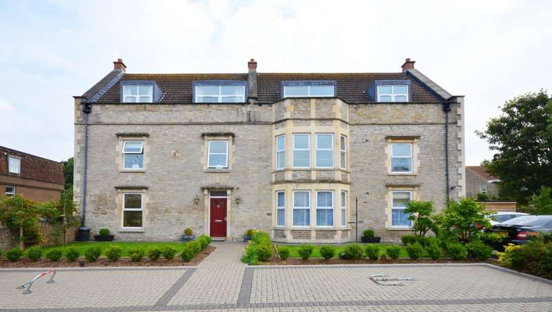2 Bedrooms Apartment Flat for sale in Cranmore House, 94 Temple Street, Keynsham, BS31