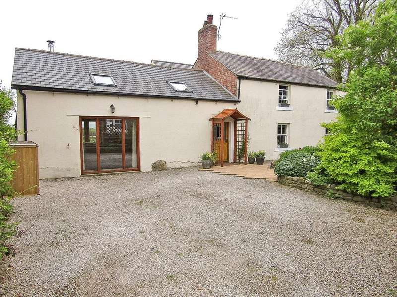 3 Bedrooms Detached House for sale in Beech House, Great Orton, Carlisle, Cumbria