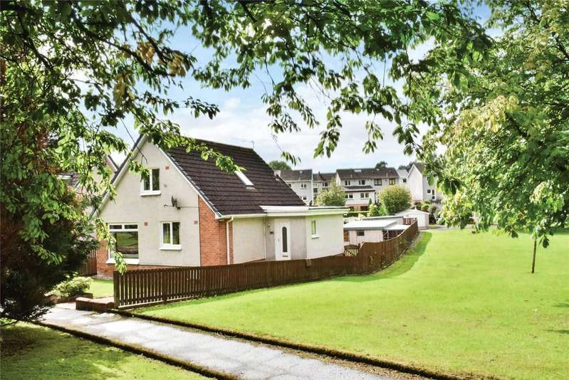 4 Bedrooms Detached House for sale in Hunter Road, Milngavie