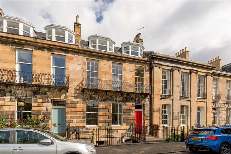6 Bedrooms Terraced House for sale in Saxe Coburg Place, Edinburgh, Midlothian, EH3