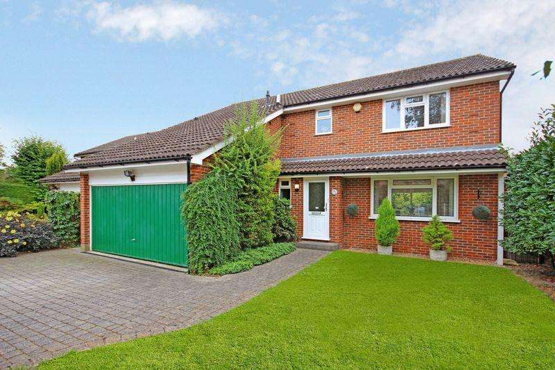 4 Bedrooms Detached House for sale in SOUTH SUTTON