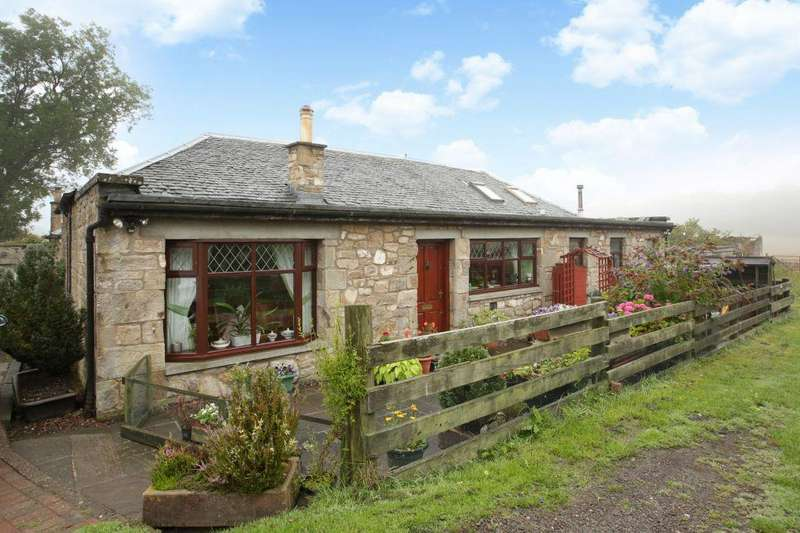 3 Bedrooms Cottage House for sale in Newlandburn Farm, Newlandrigg, Gorebridge, EH23 4NR