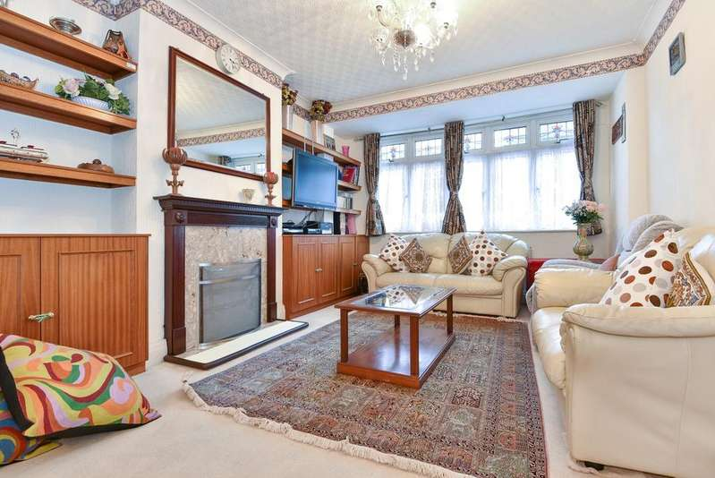 3 Bedrooms Terraced House for sale in Wiverton Road London SE26
