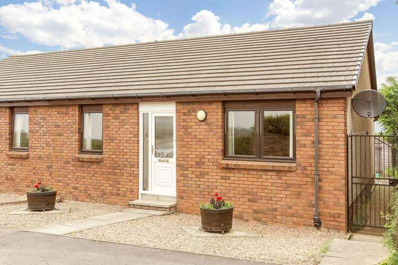 3 Bedrooms Semi Detached Bungalow for sale in 26 Cochrina Place, Rosewell, EH24 9AD