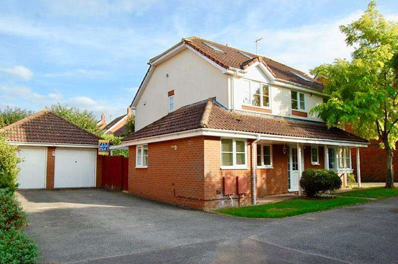 5 Bedrooms Detached House for sale in Arnold Way, THAME, OX9