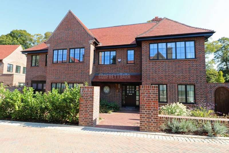 5 Bedrooms Detached House for sale in Hampstead Reach, Hampstead Garden Suburb