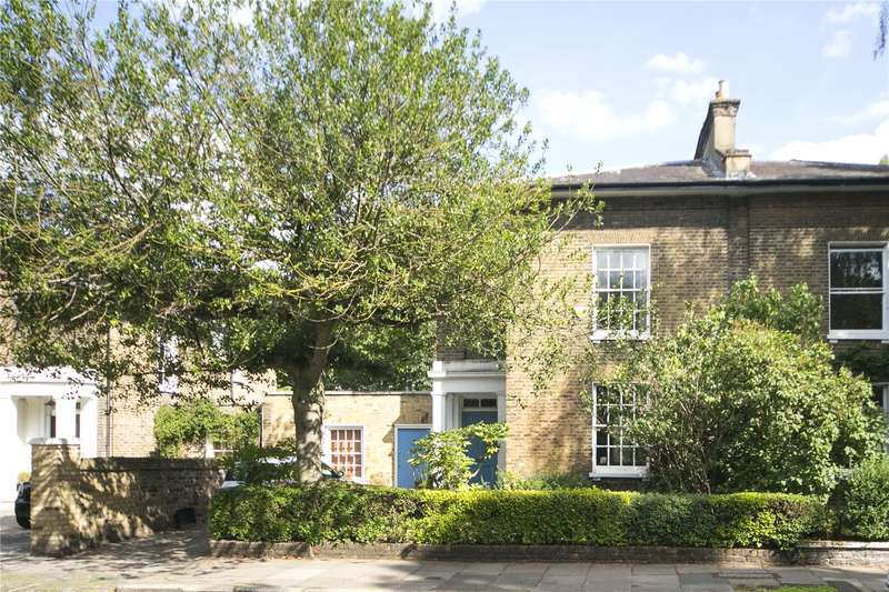 5 Bedrooms Semi Detached House for sale in Canonbury Park South, Canonbury, N1