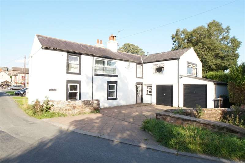 4 Bedrooms Semi Detached House for sale in CA7 8BG Curthwaite, Wigton, Cumbria