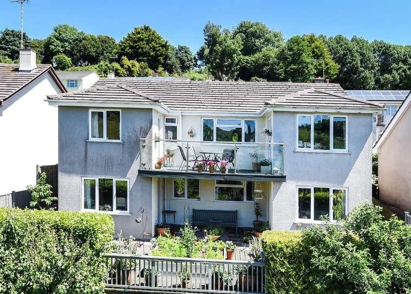 4 Bedrooms Detached House For Sale In Cornworthy South Devon Tq9